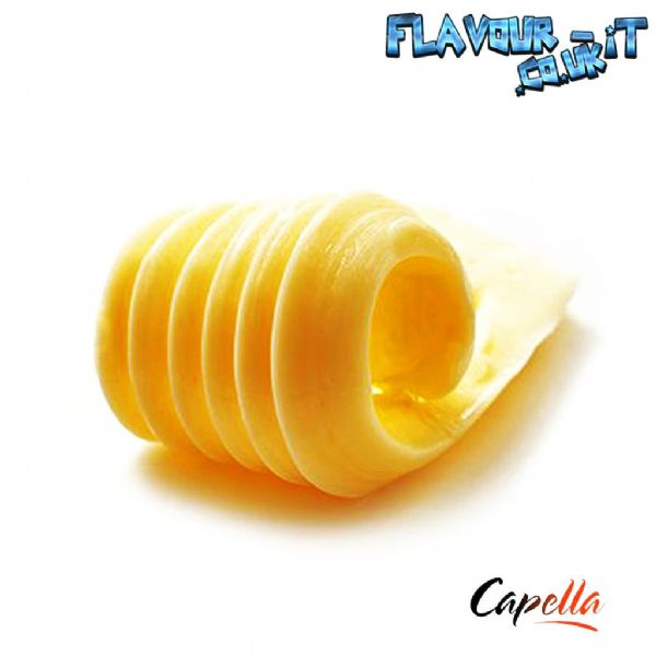 Capella Golden Butter Flavour Drops
